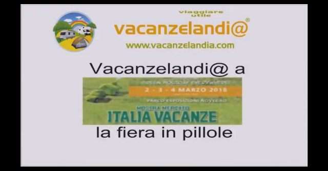 italia vacanze video2018