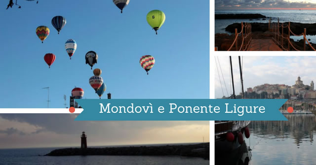 mondovi ponente ligure collage