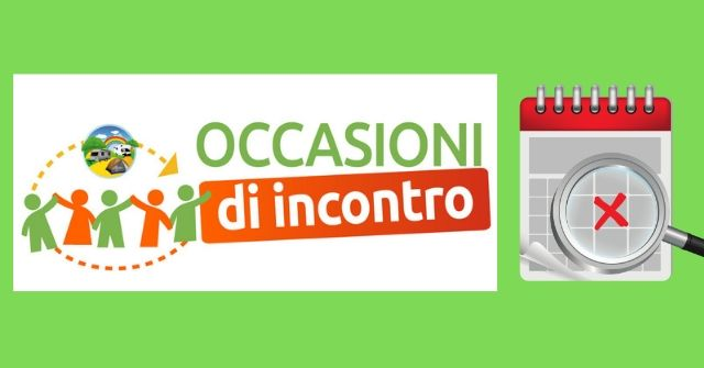 occasioni incontro savethedate