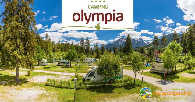 camping olympia dobbiaco val pusteria
