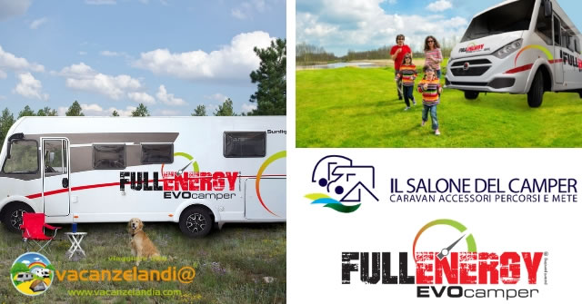 news full energy evo camper salone del camper