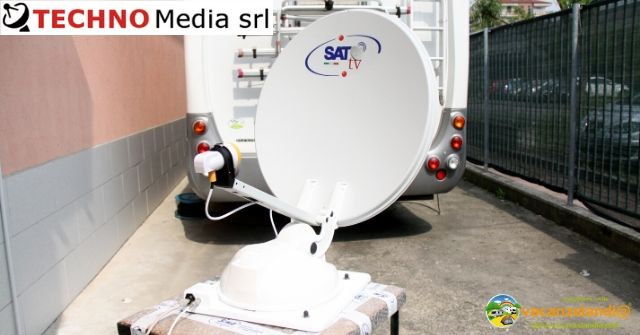 sat tv antenna record news